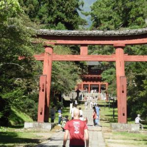 【一之宮巡り】岩木山神社(津軽国)  ①