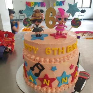 オーストラリアで誕生日パーティー