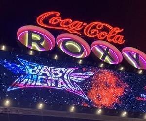 アトランタ(Coca-Cola Roxy Theatre)公演