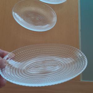 9月のお買い物……ガラスの小皿✨