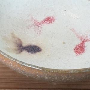 ◆小鉢に金魚