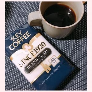 キーコーヒー SINCE1920 BLEND No.100(VP)