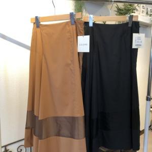 coomb☆チュール使いの素敵なスカート入荷しました!