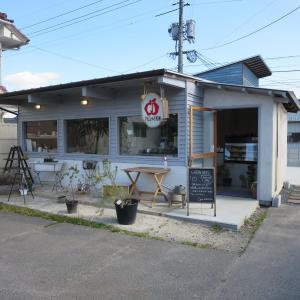 GREEN DAYS CAFE@津山