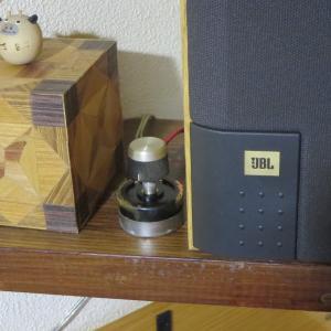 デジタルアンプで、レコードを聴く