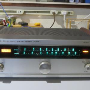 TRIO トリオFM/AMチューナー改造