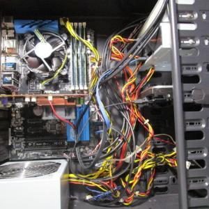 パソコンのオーバーホール