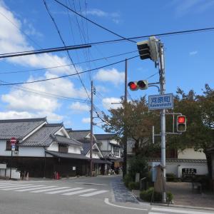 篠山、河原町を徘徊