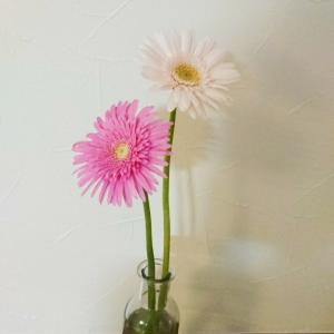 【50代主婦の暮らし】癒し&楽しみ☆部屋にお花を飾る♪