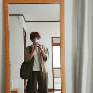 【ファッション+着画】GU★今季購入した夏服(トップス)コーデ♪