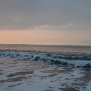 2021年6月15日:穏やかな海♪