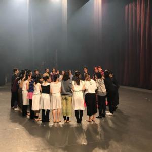 「カルミナ・ブラーナ」舞台裏あれこれ③
