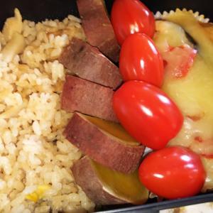 筍ご飯弁当