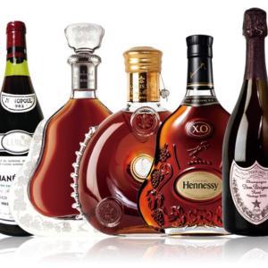 富山【お酒買取】終売品のウイスキーやブランデー・洋酒など飲まないお酒高価買取 LINE予約