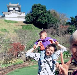 掛川城へ行きました◎