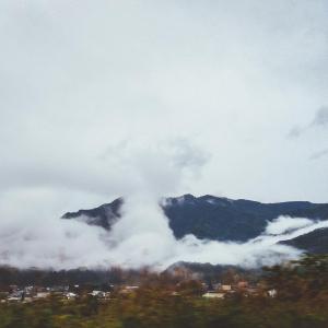 台風19号前日[山形県鶴岡市・2019/10/12]