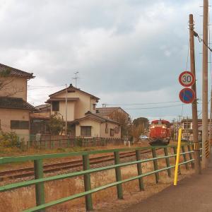 機関車[山形県酒田市・2019/11/20]