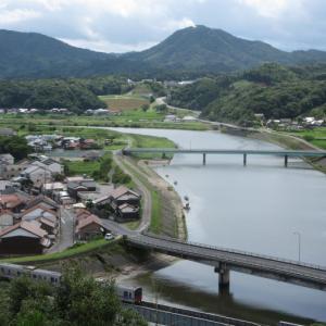 三隅城のろしリレー【夏の陣】2020
