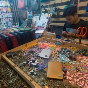【弾丸バンコク旅】ナイトマーケット ラチャダー鉄道市場でお買い物♪