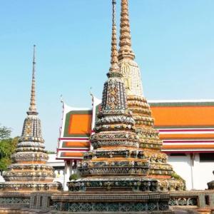 【弾丸バンコク旅】Wat Pho (ワット・ポー)②