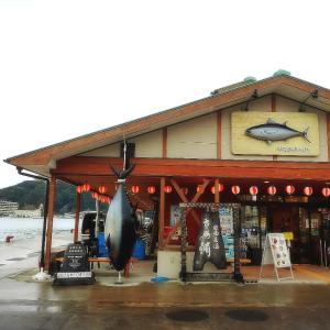 【和歌山 熊野詣】2色目モーニングw 勝浦漁港にぎわい市場