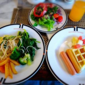 【弾丸バンコク旅】バンコク旅行最終日 朝食の後は。
