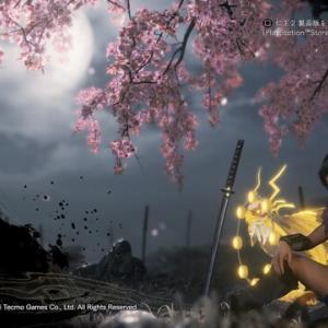 PS4仁王2 体験版プレイ感想 キャラクリ編(戦国時代を舞台にしたアクションRPG)