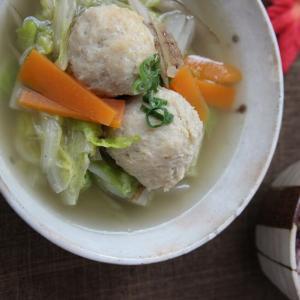 あったか鶏団子スープ!家事代行ブログ「カジCafe」11月コラムのご紹介!