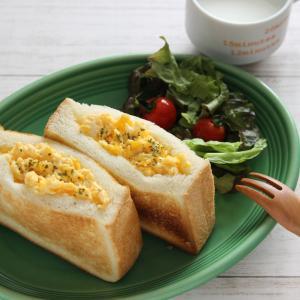 朝食におすすめな簡単ポケットサンド!たべぷろコラム掲載のご案内