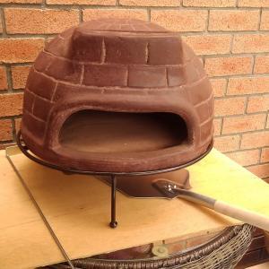 我が家にピザ窯がやってきた(^^)
