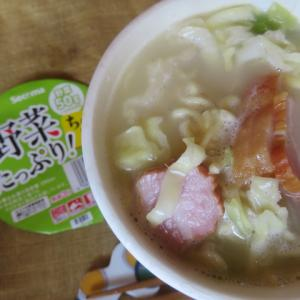 セコマ ちゃんぽん カップ麺