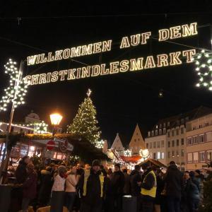 アウグスブルク 2019 クリスマスマーケット