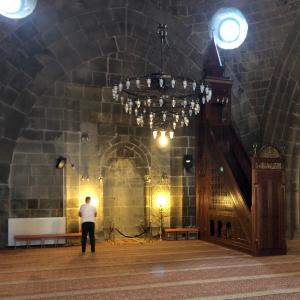 東トルコ最後の観光地はエルズルム