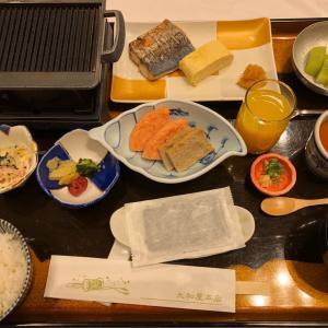 こそっ、大和屋本店の朝ごはん