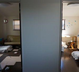 【入学前に】子ども達の部屋をまるっと全部交換の巻【1】
