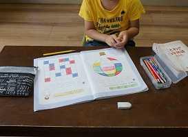 【小学1年生】2学期になり、朝の生活リズムがついてきたの巻。