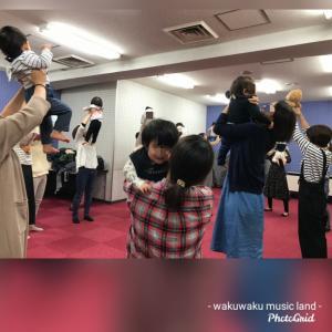 【小平・立川】ふれあいながら幸せリトミック