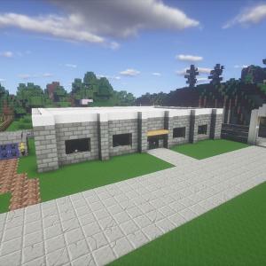 衛兵宿舎の個室を整備する!警護室の作成(6)