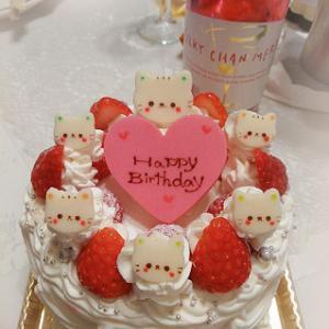 今年の誕生日ケーキはこれだ!