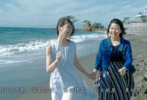 冬に夏の撮影シーンを放送するという作戦成功?!(ドラマDASADA感想)