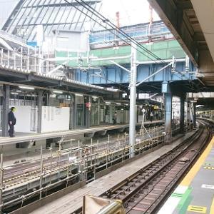 火曜の朝の渋谷の様子と欅坂46『サイマジョ』MV...