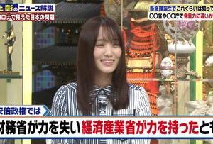 欅坂46菅井友香出演『池上彰のニュースそうだったのか』の感想...