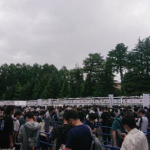 W-KEYAKIZAKA FES1日目(櫻坂46)参戦レポ(7/9)