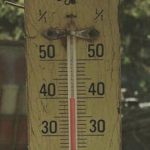 おかしな天気
