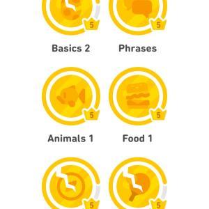 語学学習アプリからの復習強制