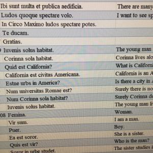 語学学習の方法
