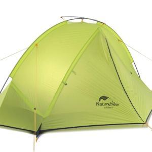 軽いテントを導入してみた