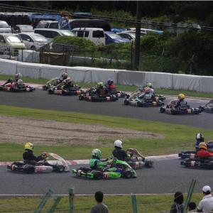鈴鹿選手権シリーズ第5戦 Super SSクラス:9年ぶりのカートレース復帰戦