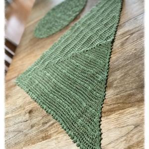 春夏の日焼け防止スカーフ