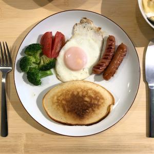 ユザワのおうちごはん その5「憧れの朝食」